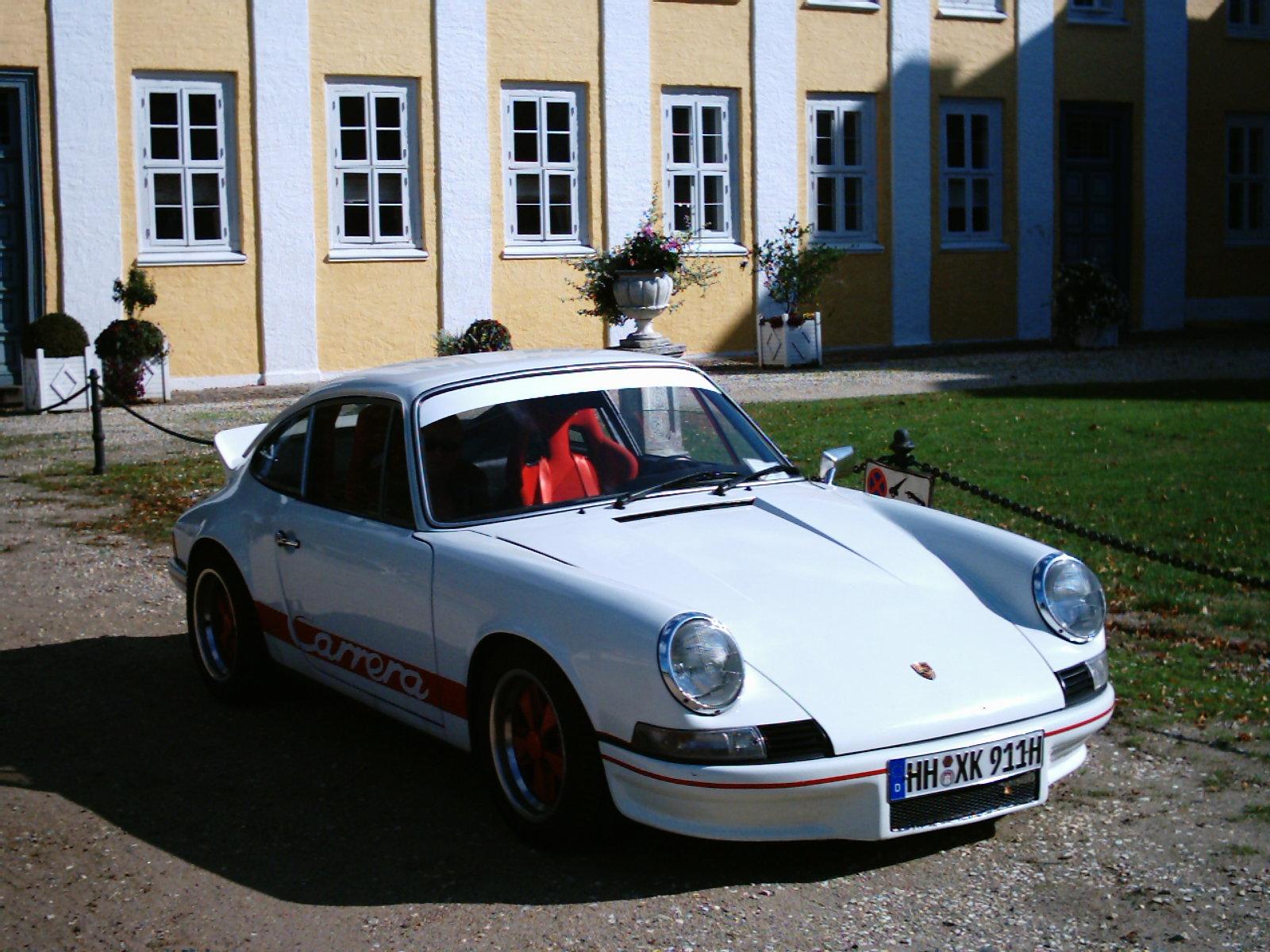 Oldtimer - Porsche 911 RS